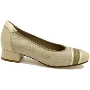 Zapatos Mujer Bailarinas-manoletinas Piesanto 190532 Beig
