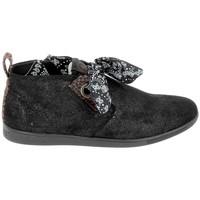 Zapatos Mujer Botas de caña baja Armistice Stone Mid Cut Spacy Noir Negro