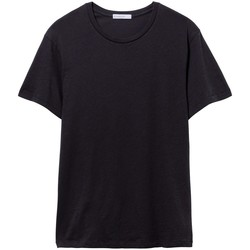 textil Hombre Camisetas manga corta Alternative Apparel AT015 Negro