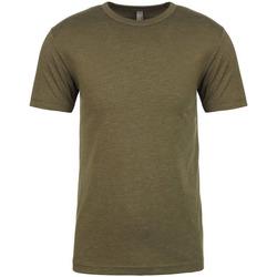 textil Hombre Camisetas manga corta Next Level NX6010 Verde Militar