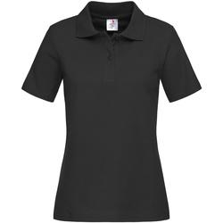 textil Mujer Tops y Camisetas Stedman  Negro ópalo