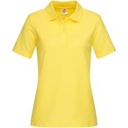 textil Mujer Tops y Camisetas Stedman  Amarillo