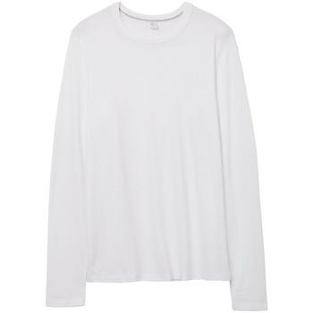 textil Camisetas manga larga Alternative Apparel AT014 Blanco