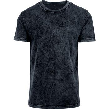 textil Hombre Camisetas manga corta Build Your Brand BY070 Blanco