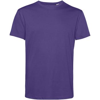 textil Hombre Camisetas manga corta B&c TU01B Violeta