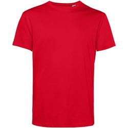 textil Hombre Camisetas manga corta B&c TU01B Rojo