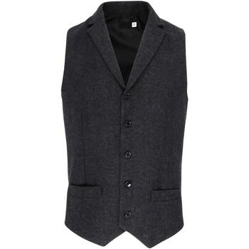textil Hombre Chaleco de traje Premier PR625 Gris