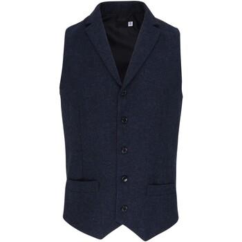 textil Hombre Chaleco de traje Premier PR625 Azul