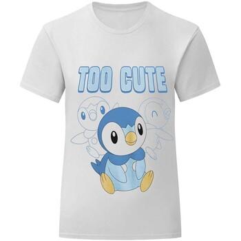 textil Niños Camisetas manga corta Pokemon  Blanco