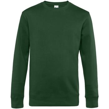 textil Hombre Sudaderas B&c WU01K Verde