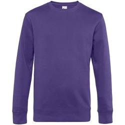 textil Hombre Sudaderas B&c WU01K Violeta