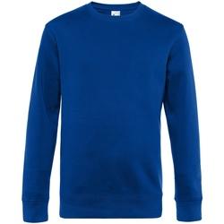 textil Hombre Sudaderas B&c WU01K Azul