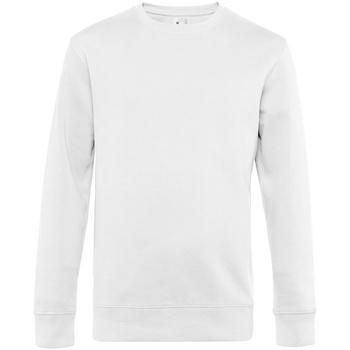 textil Hombre Sudaderas B&c WU01K Blanco
