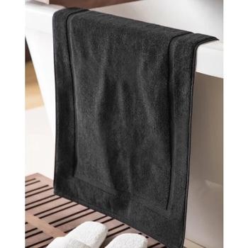 Casa Alfombra de baño Belledorm Taille unique Negro