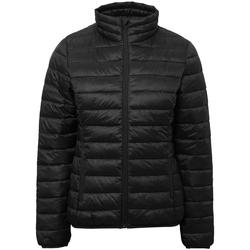 textil Mujer Chaquetas 2786 TS30F Negro