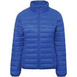 textil Mujer Chaquetas 2786 TS30F Azul