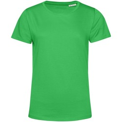 textil Mujer Camisetas manga corta B&c TW02B Verde