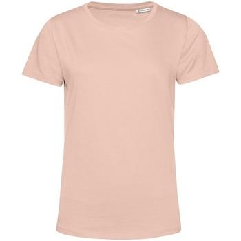 textil Mujer Camisetas manga corta B&c TW02B Rojo
