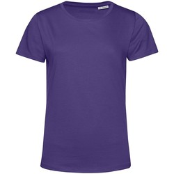 textil Mujer Camisetas manga corta B&c TW02B Violeta