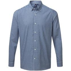 textil Hombre Camisas manga larga Premier PR252 Blanco
