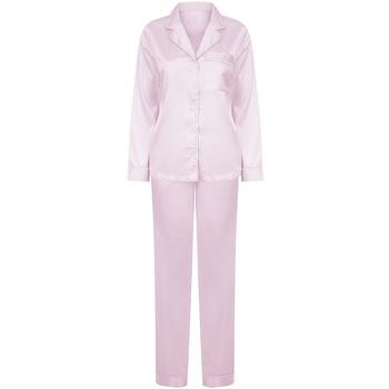 textil Mujer Pijama Towel City TC55 Rojo