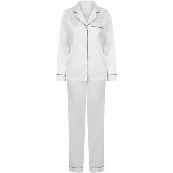textil Mujer Pijama Towel City TC55 Blanco