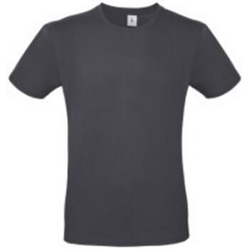textil Mujer Camisetas manga corta B And C BA210 Gris oscuro