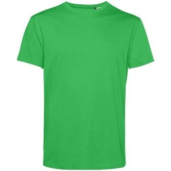 textil Hombre Camisetas manga corta B&c BA212 Verde