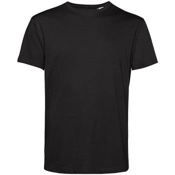 textil Hombre Camisetas manga corta B&c BA212 Negro