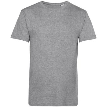 textil Hombre Camisetas manga corta B&c BA212 Gris