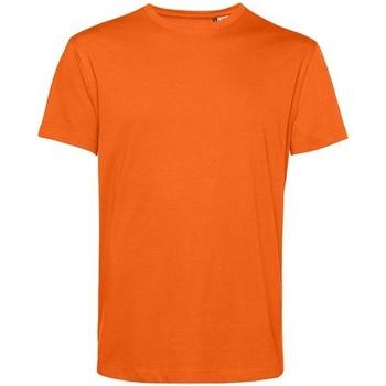 textil Hombre Camisetas manga corta B&c BA212 Naranja