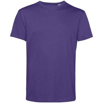 textil Hombre Camisetas manga corta B&c BA212 Violeta