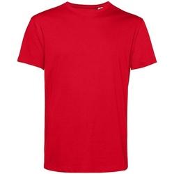 textil Hombre Camisetas manga corta B&c BA212 Rojo