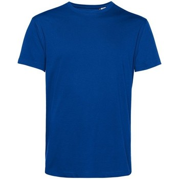 textil Hombre Camisetas manga corta B&c BA212 Azul