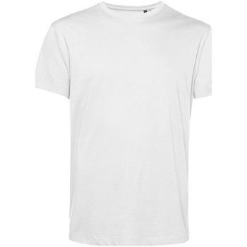textil Hombre Camisetas manga corta B&c BA212 Blanco