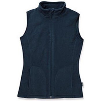 textil Mujer Chaquetas Stedman  Azul Medianoche