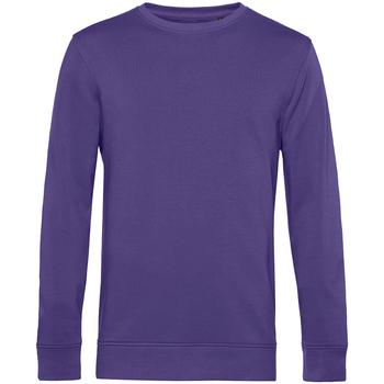 textil Hombre Sudaderas B&c WU31B Violeta