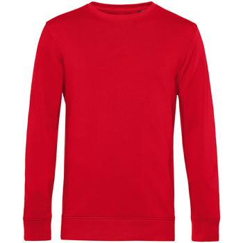 textil Hombre Sudaderas B&c WU31B Rojo