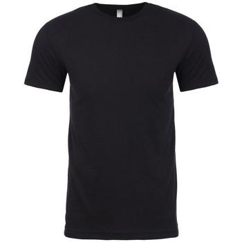 textil Camisetas manga corta Next Level NX6410 Negro
