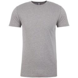 textil Camisetas manga corta Next Level NX6410 Gris Jaspeado Oscuro