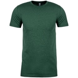 textil Camisetas manga corta Next Level NX6410 Verde Bosque Jaspeado