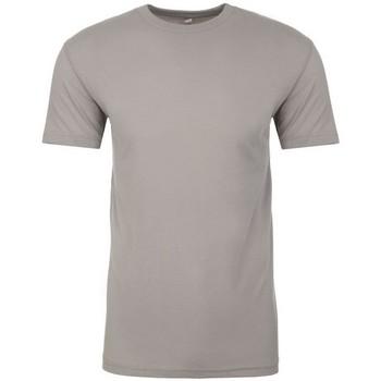 textil Camisetas manga corta Next Level NX6410 Gris Claro