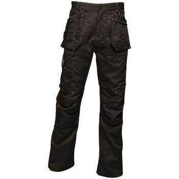 textil Hombre Pantalón cargo Regatta  Negro