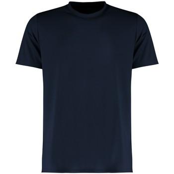 textil Hombre Camisetas manga corta Kustom Kit KK555 Azul