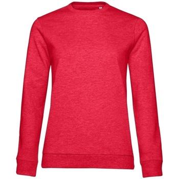 textil Mujer Sudaderas B&c WW02W Rojo