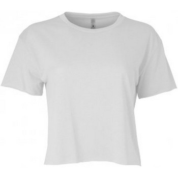 textil Mujer Camisetas manga corta Next Level NX5080 Blanco