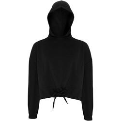 textil Mujer Sudaderas Tridri TR085 Negro