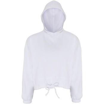 textil Mujer Sudaderas Tridri TR085 Blanco
