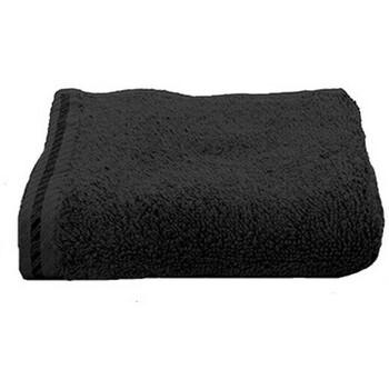 Casa Toalla y manopla de toalla A&r Towels RW6583 Negro