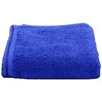 Casa Toalla y manopla de toalla A&r Towels Taille unique Azul